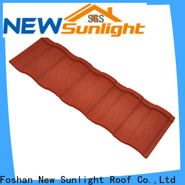 New Sunlight Roof new house shingles supply for Courtyard