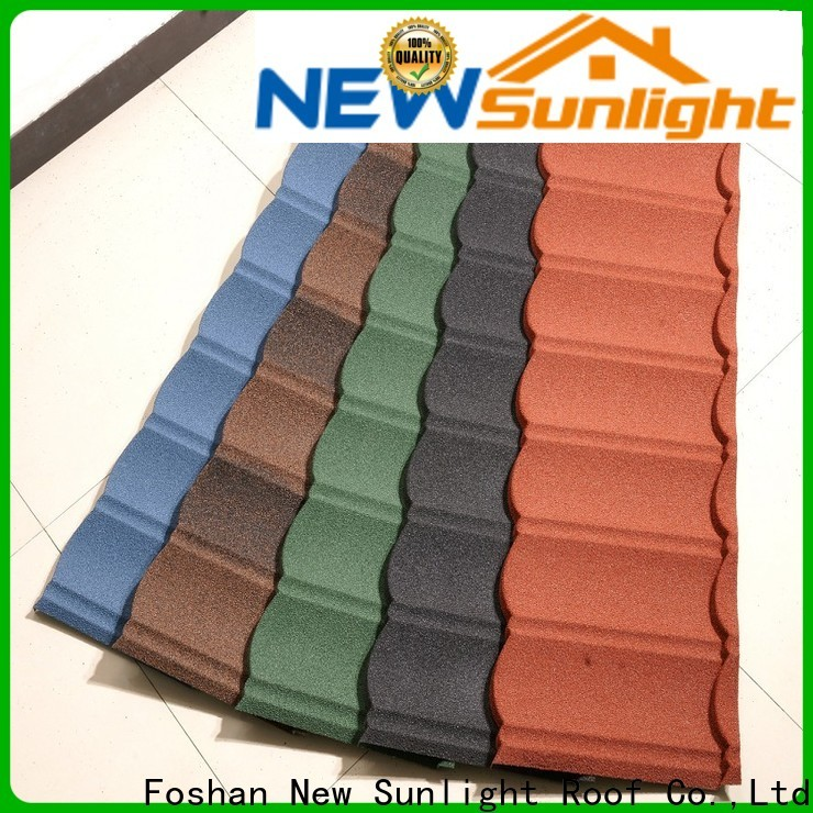 New Sunlight Roof metal roofing supplier for business for Hotel