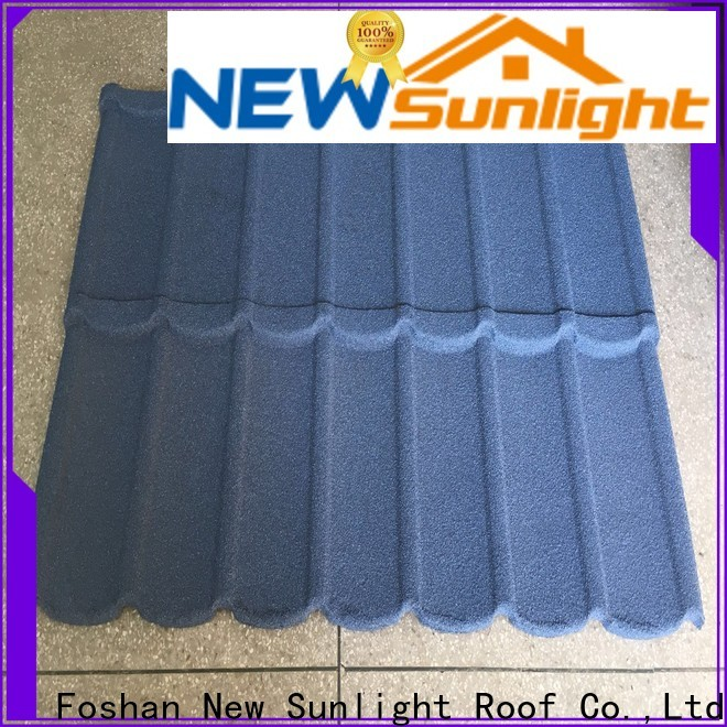 New Sunlight Roof high-quality cheap metal roofing prices suppliers for greenhouse cultivation