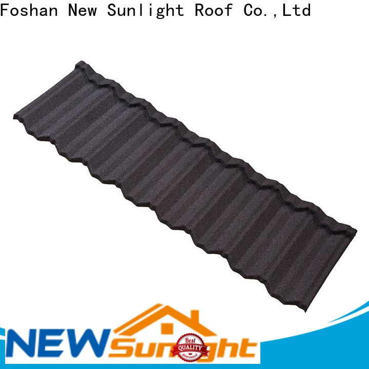 custom waterproof metal roof coated company for School