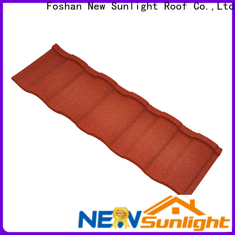 New Sunlight Roof custom wholesale steel roofing supply for Leisure Facilities