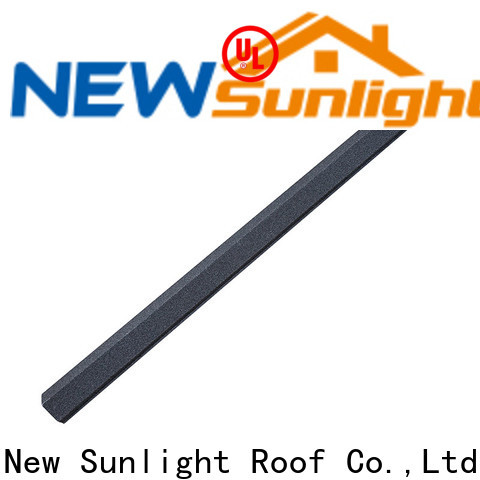 New Sunlight Roof roofing metal roofing accessories suppliers for Courtyard