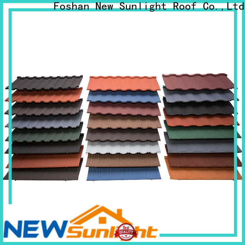 latest metal tiles roof roofing for business for Building Sports Venues