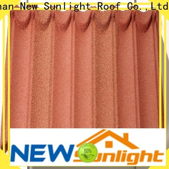 best aluminium metal roofing sheets bond factory for warehouse market