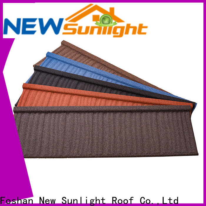 New Sunlight Roof best lightweight tiles suppliers for Villa