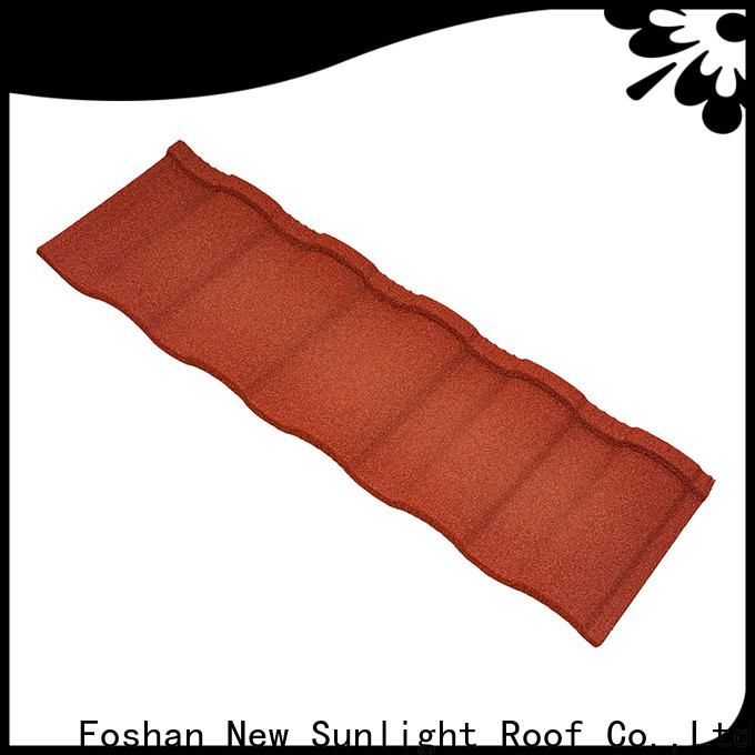 high-quality tile roof products roman factory for Supermarket