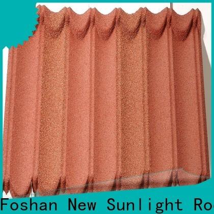 New Sunlight Roof best metal steel roofing manufacturers for industrial workshop