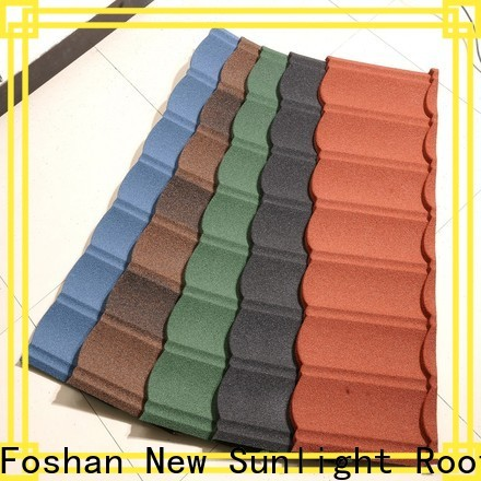 metal roofing supplier supply for Hotel