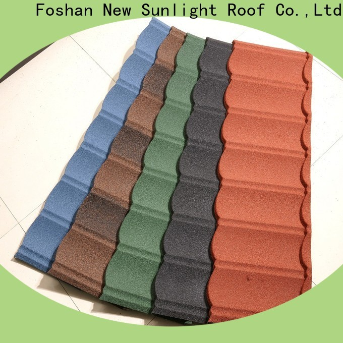 wholesale metal roof shingles manufacturers bond for industrial workshop