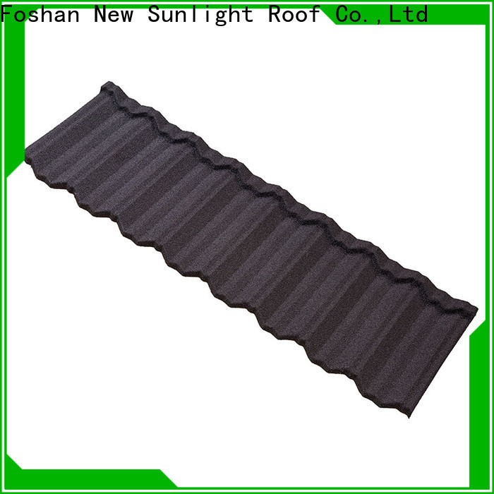 new roofing materials tiles manufacturers for Hotel