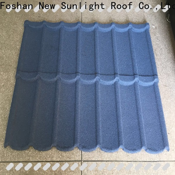 New Sunlight Roof tile decra roofing sheets manufacturers for greenhouse cultivation