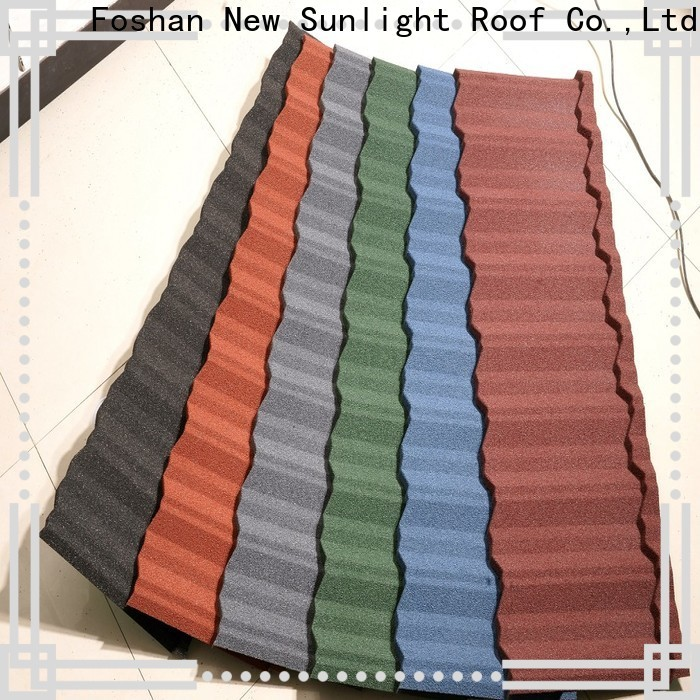 New Sunlight Roof latest classic roofing systems company for School