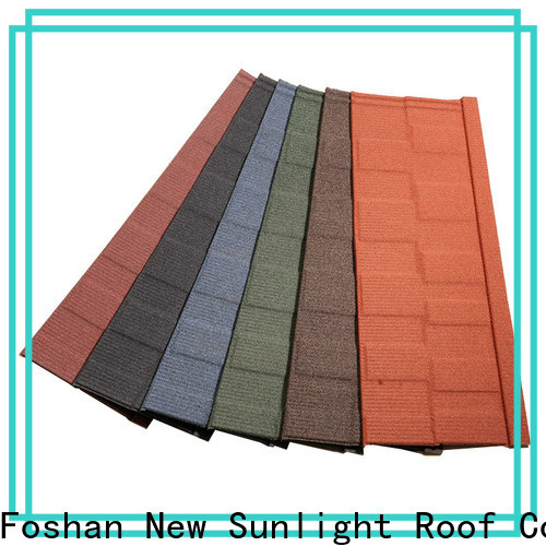 New Sunlight Roof roof roofing tiles for business for Hotel