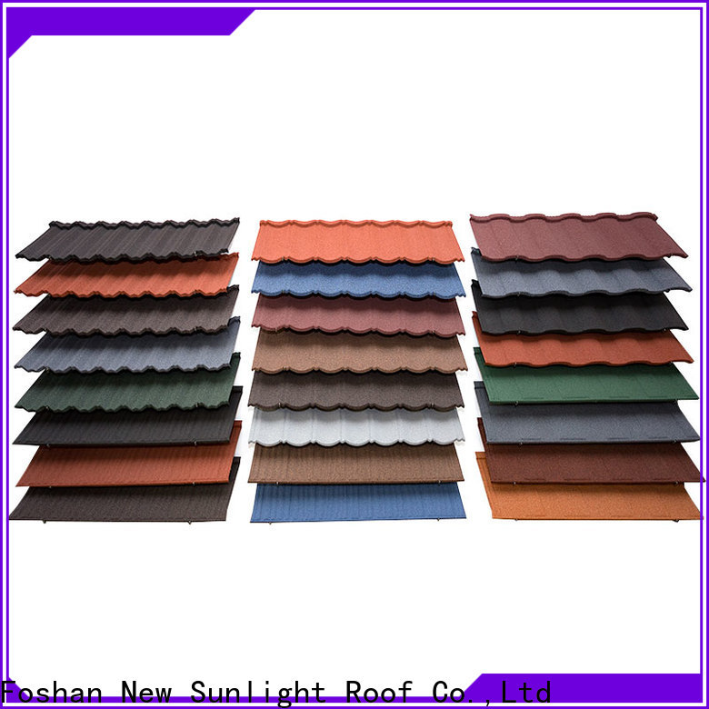 New Sunlight Roof metal rainbow roofing company suppliers for Office