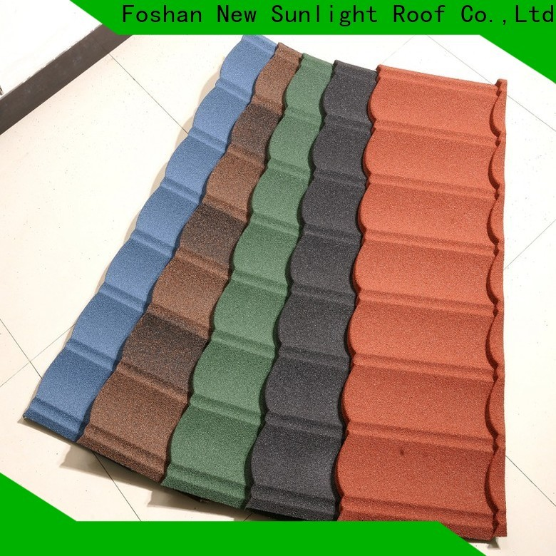 new painted steel roofing metal suppliers for industrial workshop