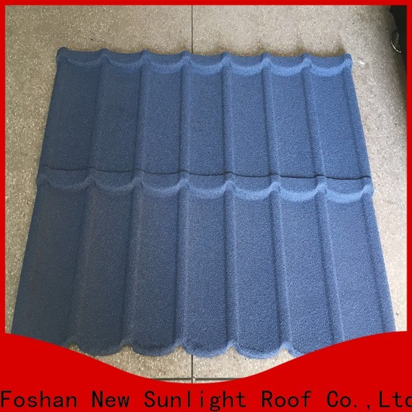 New Sunlight Roof coated steel roofing sheets for business for greenhouse cultivation