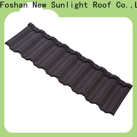 best metal roofing materials stone company for Hotel