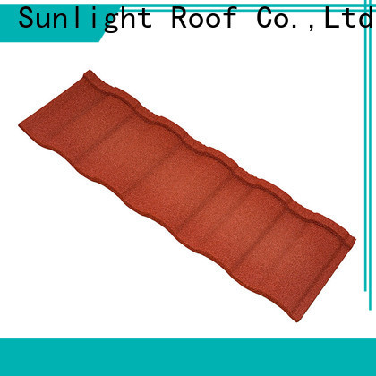 New Sunlight Roof best wholesale steel roofing sheets for business for Supermarket