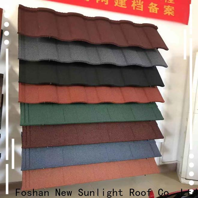 New Sunlight Roof metal metal and shingle roof suppliers for warehouse market