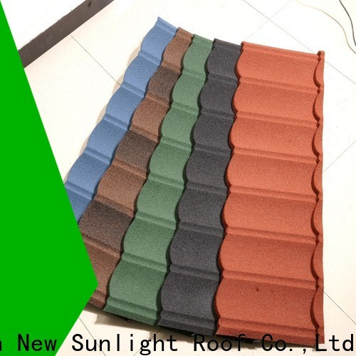 New Sunlight Roof high-quality wholesale metal roofing supply for greenhouse cultivation