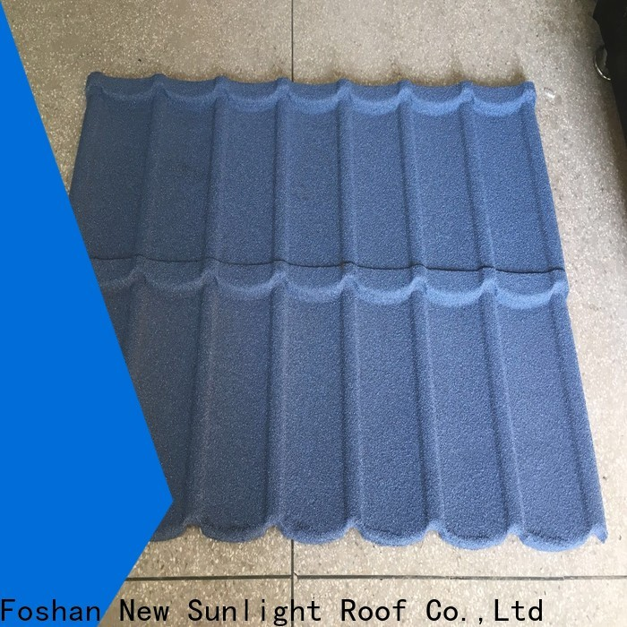 New Sunlight Roof roof tile suppliers supply for industrial workshop