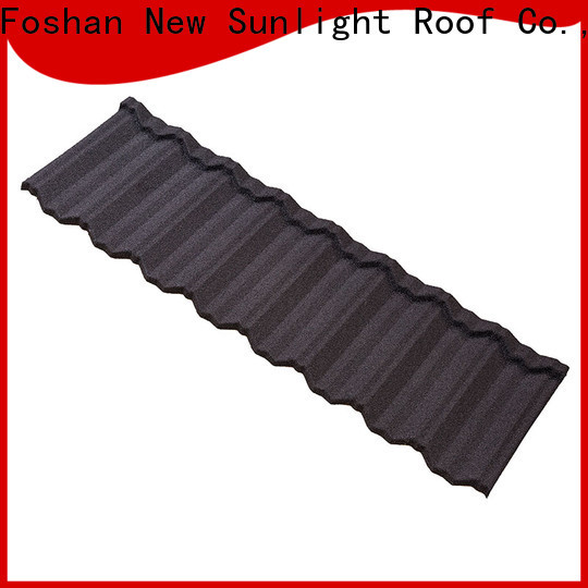 New Sunlight Roof new construction material roof suppliers for Hotel