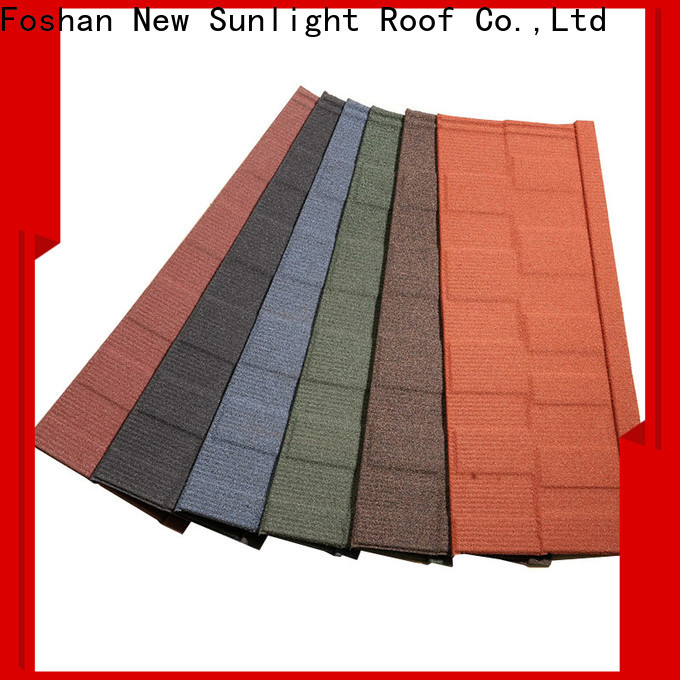 New Sunlight Roof construction architectural roof shingles for Building Sports Venues