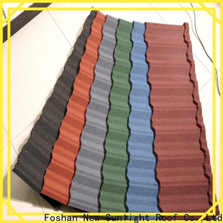 New Sunlight Roof classic house roof tiles for business for Villa
