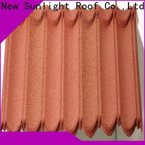 New Sunlight Roof metal coated steel roofing sheets suppliers for greenhouse cultivation