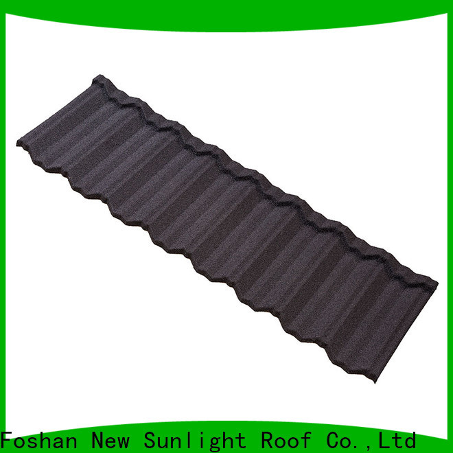 high-quality metal roofing materials stone manufacturers for School
