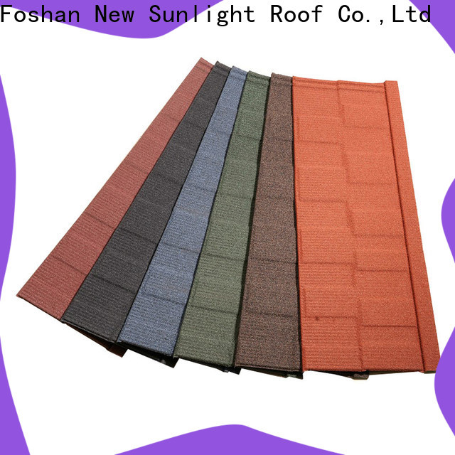 high-quality cheap roofing shingles roofing supply for Building Sports Venues