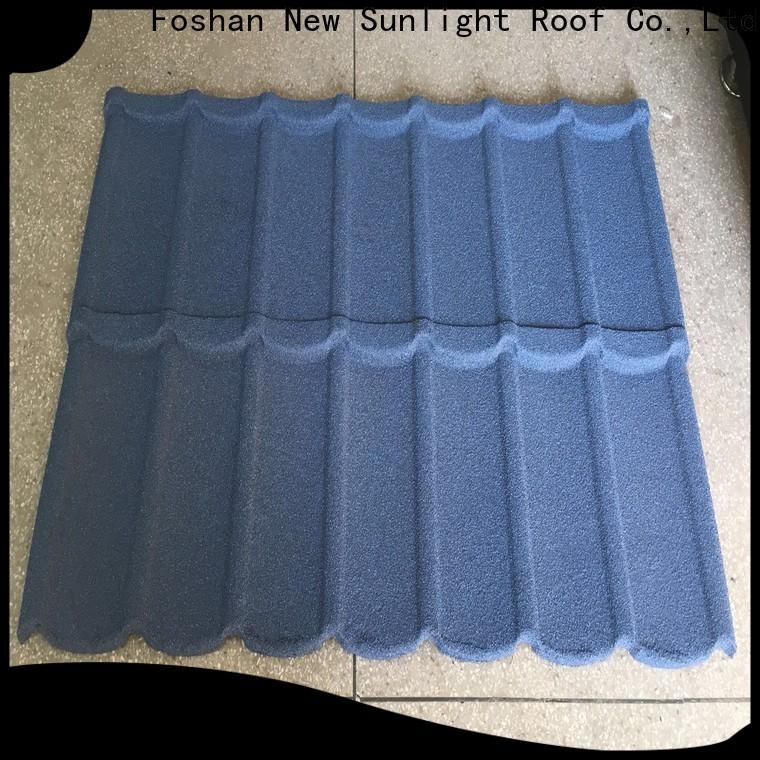 best decra lightweight roof tiles metal company for industrial workshop