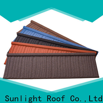 top composite roof tiles suppliers coated factory for School