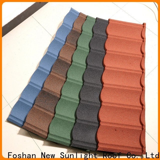 best architectural metal roofing shingles stone for warehouse market