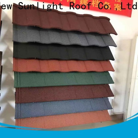 New Sunlight Roof bond decra roofing systems for business for industrial workshop
