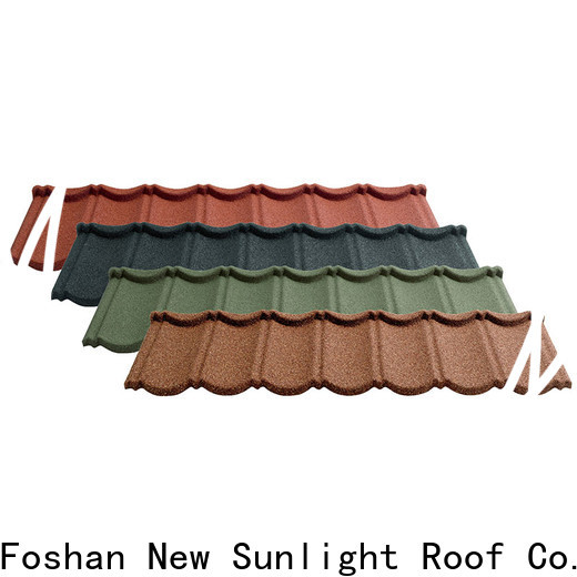 New Sunlight Roof new spanish metal roof for industrial workshop