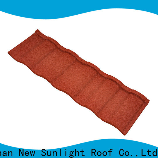New Sunlight Roof wholesale roof tile manufacturers suppliers for Farmhouse