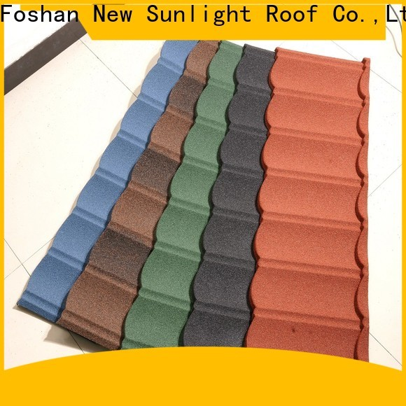 New Sunlight Roof new decra roofing systems factory for warehouse market