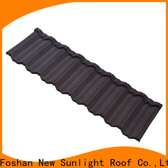 New Sunlight Roof wholesale house roof tiles company for Office