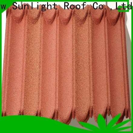 New Sunlight Roof high-quality lightweight roof tiles for business for warehouse market