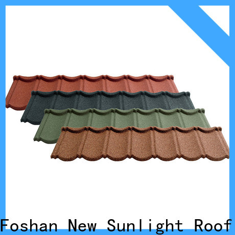 New Sunlight Roof best roofing tiles manufacturers for industrial workshop