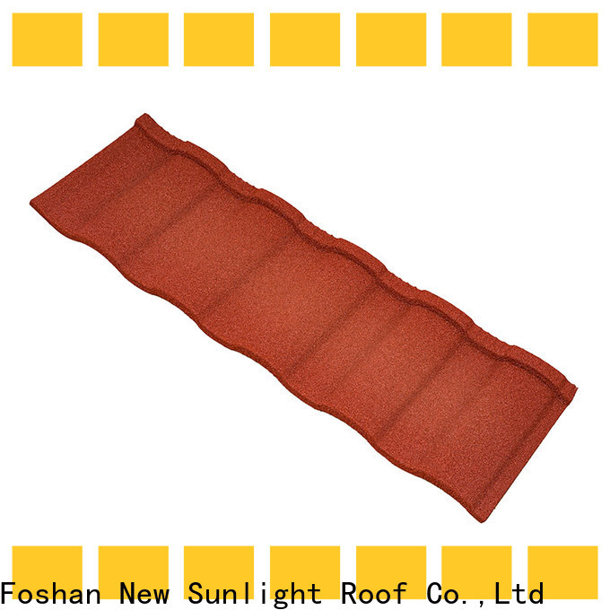 New Sunlight Roof materials double roman roof tiles manufacturers for Supermarket