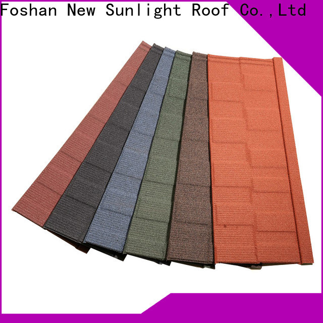 New Sunlight Roof best steel shingles roofing supply for Office