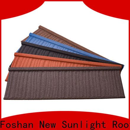 New Sunlight Roof corrugated sheet metal roofing supply for Hotel