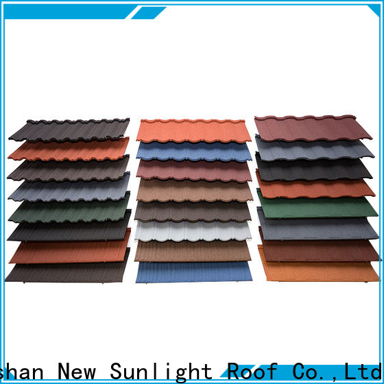 top stone coated metal shingles coated company for Office