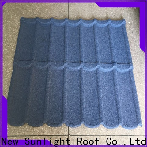 New Sunlight Roof wholesale decra roofing prices for business for warehouse market