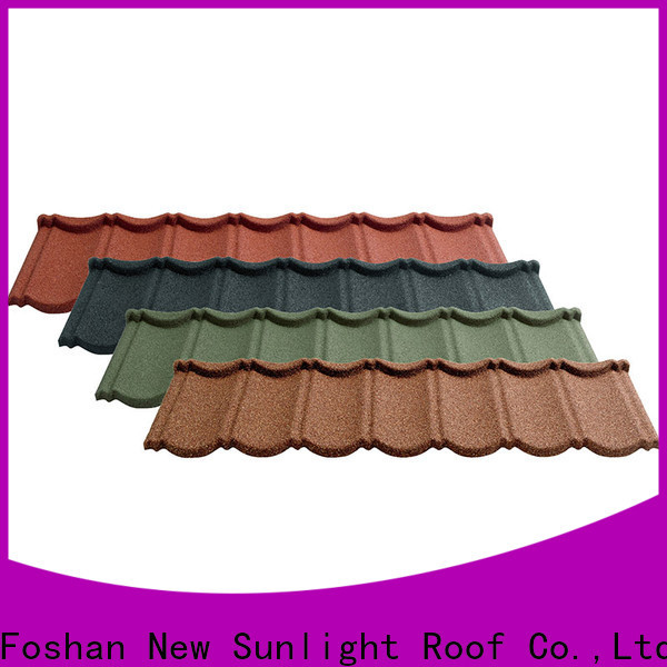 custom stone coated steel roofing tile stone manufacturers for greenhouse cultivation