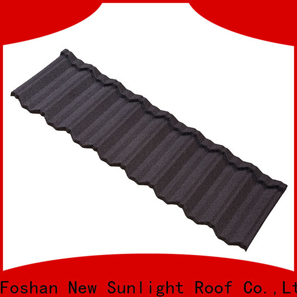 wholesale construction material roof coated supply for Hotel