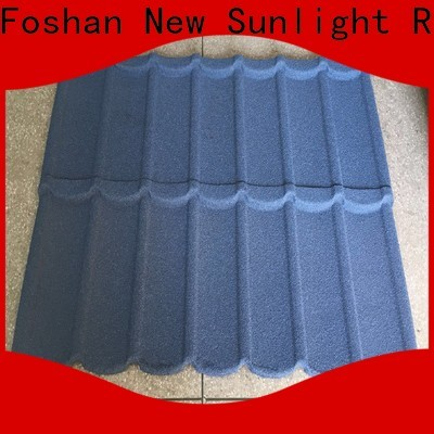New Sunlight Roof new wholesale building material for business for warehouse market