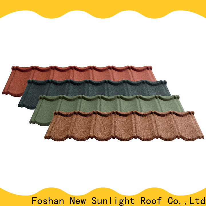 New Sunlight Roof top types of metal roofing systems suppliers for greenhouse cultivation